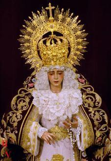 Resultado de imagen de Santisima Virgen del Refugio