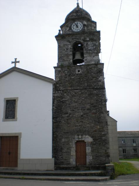 Campanario De La Iglesia Breto 209 A Lugo