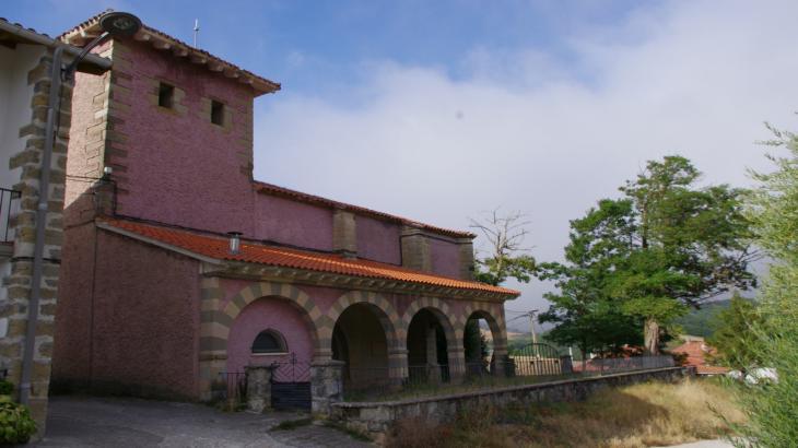 Iglesia de Lintzoain, ERRO (Navarra)