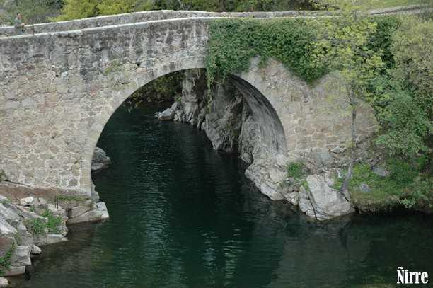 Garganta De Cuartos El Puente Losar De La Vera Caceres