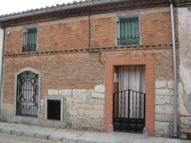 Casa de piedra y ladrillo tipica de castilla la v pedrosa del rey valladolid - Casa de ladrillos ...