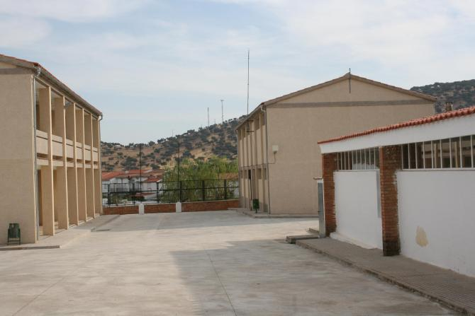 Colegio miguel de cervantes villanueva del rey c rdoba for Villanueva del rey