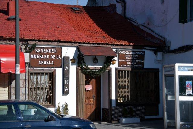 Los muebles de la abuela guadarrama madrid for Muebles de la abuela