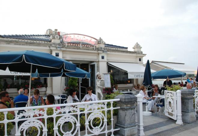 Caf de la concha san sebastian guip zcoa - El tiempo para manana en san sebastian guipuzcoa ...
