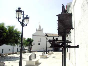 Plaza de la hacienda rociana del condado huelva - Fotos antiguas de rociana del condado ...