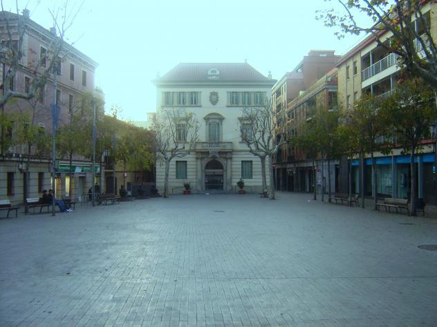Casa de la villa sant feliu de llobregat barcelona - Casas sant feliu de llobregat ...