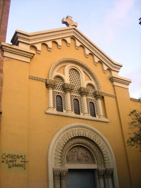 Catedral de san lorenzo sant feliu de llobregat barcelona - Temperatura sant feliu de llobregat ...