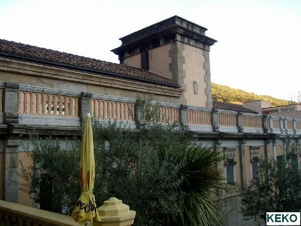Jardines en el balneario ba os de montemayor c ceres - Dormir en banos de montemayor ...