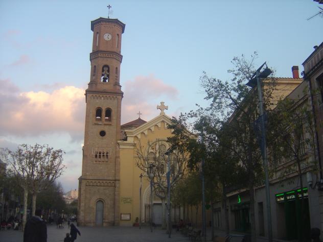 Catedral de sant feliu sant feliu de llobregat barcelona - Temperatura sant feliu de llobregat ...