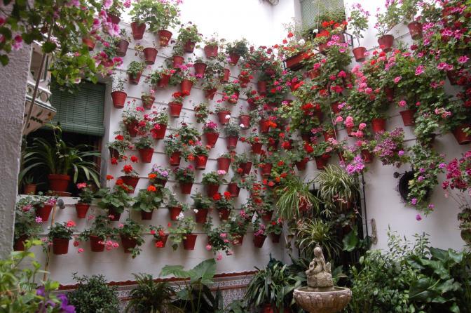 Patio andaluz cordoba c rdoba - Fotos patio andaluz ...