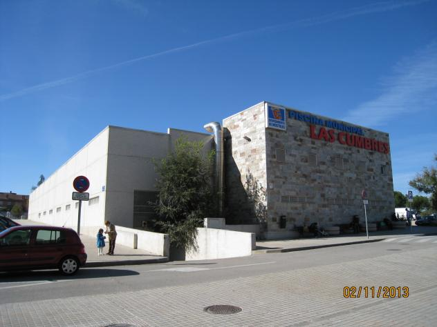 Piscina municipal mostoles madrid for Piscina municipal mostoles