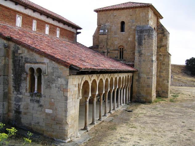Monasterio San Miguel De La Escalada Leon