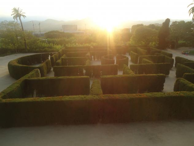 El laberinto sant feliu de llobregat barcelona - Temperatura sant feliu de llobregat ...