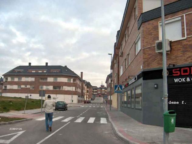 Calle villanueva del pardillo madrid - El escondite calle villanueva ...