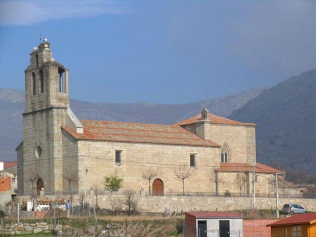 Iglesia de san pedro ap stol s xvi navalmoral avila - Navalmoral de la sierra ...