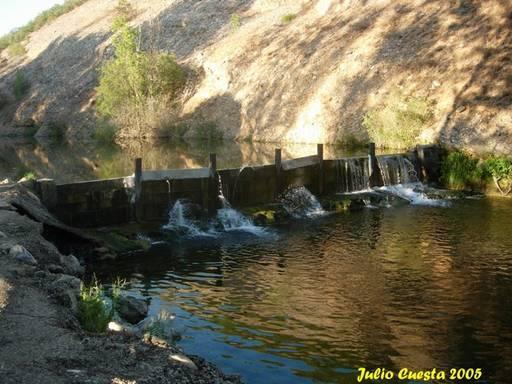 La piscina natural del rio curue o la mata de curue o le n for Piscinas naturales navalmoral dela mata