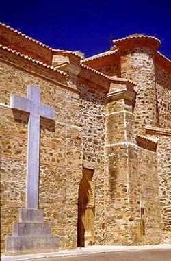 Iglesia de san pedro apostol casas de don pedro badajoz - Casas de don pedro badajoz ...