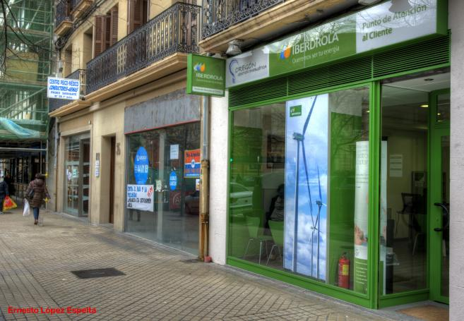 Oficinas de iberdrola en pamplona cheap grupo oregn with for Oficina iberdrola madrid