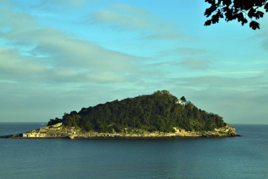 Isla de santa clara san sebastian guip zcoa - El tiempo para manana en san sebastian guipuzcoa ...