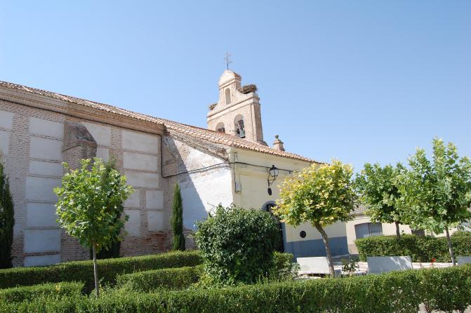 Nuestra iglesia san vicente del palacio valladolid - San vicente del palacio ...