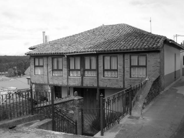 Casa del cura villalba de guardo palencia - Casas en guardo ...