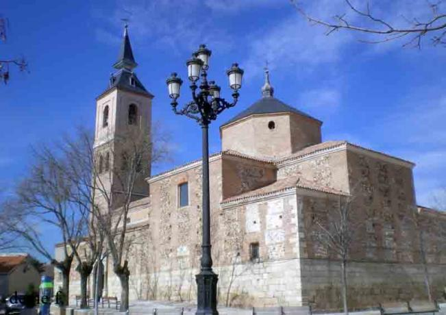 Bside iglesia daganzo de arriba madrid - Daganzo de arriba ...
