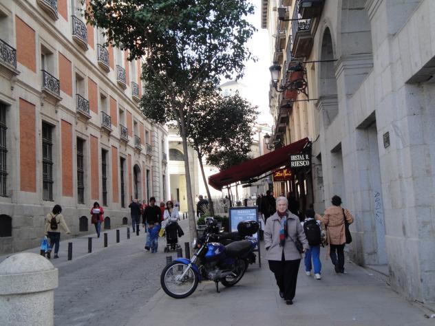 Calle Correo Madrid