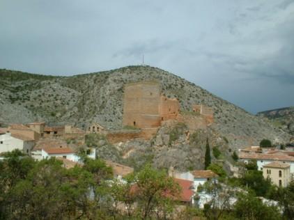 Castillo villel de mesa guadalajara for Villel de mesa