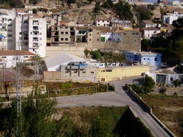Recinto piscina municipal cubierta bu ol valencia for Piscina municipal cubierta