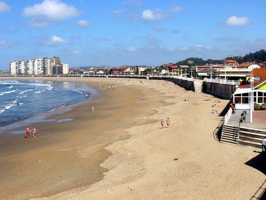 Playa salinas asturias - Hotel salinas asturias ...