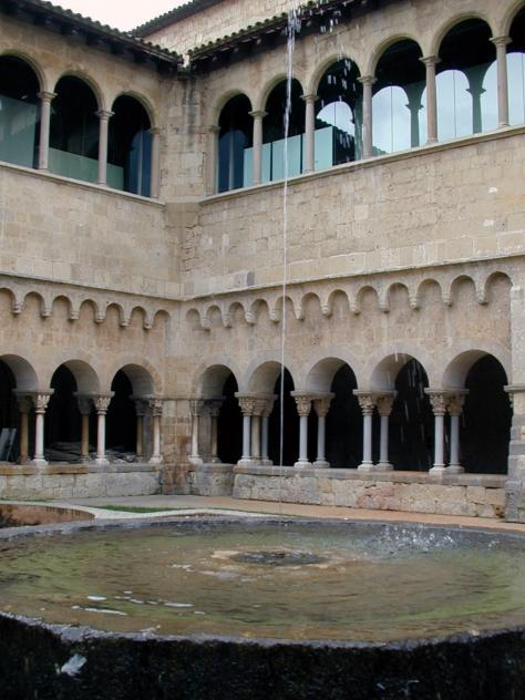 Fuente del claustro sant cugat del valles barcelona - Temperatura actual en sant cugat del valles ...