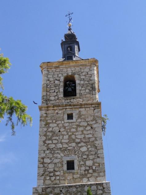 Campanil torre quintanar de la orden toledo for Piscina quintanar de la orden
