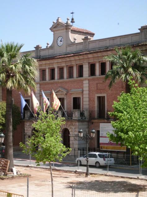 Ayuntamiento villanueva de castellon valencia - Jardineria villanueva valencia ...