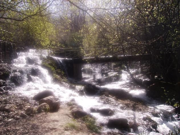 Nacimiento de rio frio los villares ja n - Tiempo los villares jaen ...