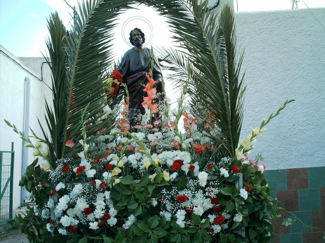 viva San Marcos, LAS CUEVAS DE LOS MEDINAS (Almería)