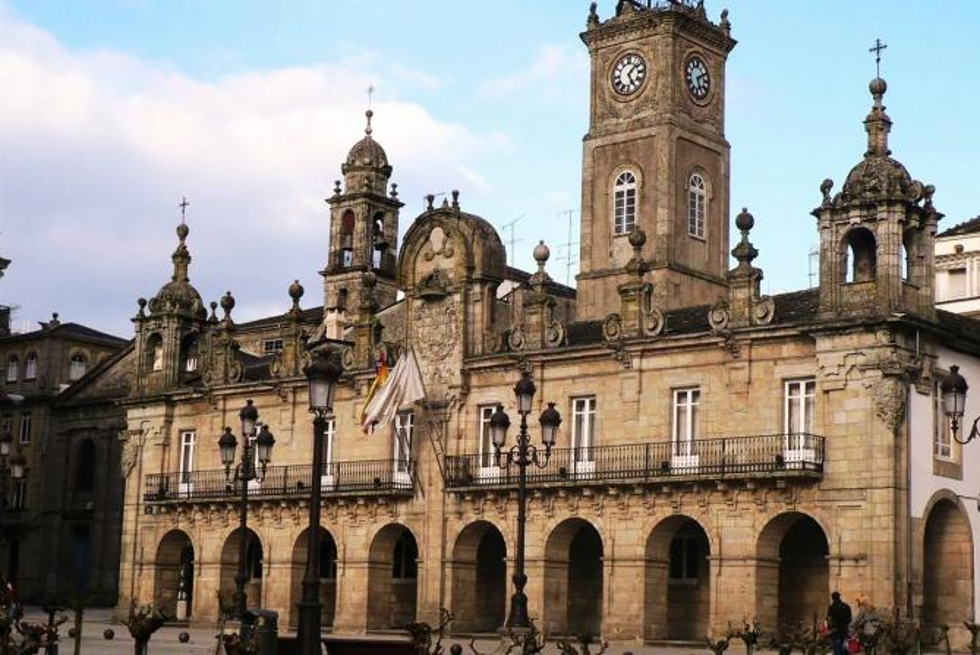 Resultado de imagen de Ayuntamiento lugo