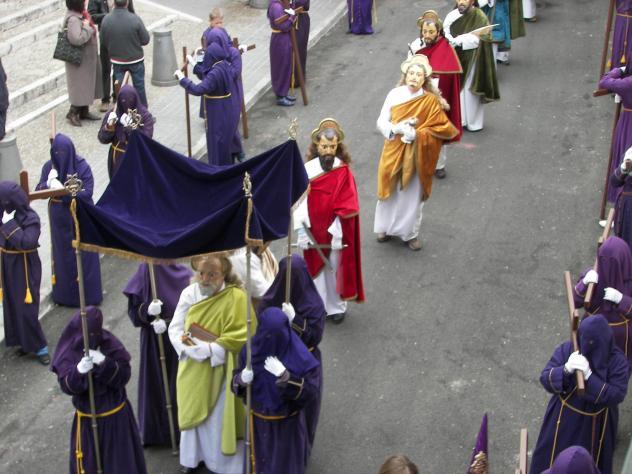 Cofradia de los apostoles do a mencia c rdoba - Fotos de dona mencia ...