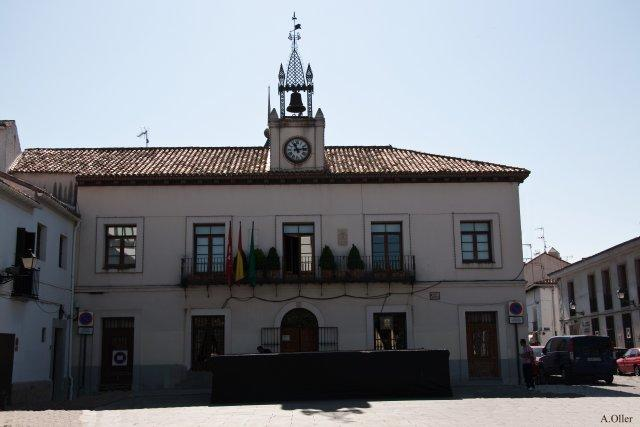 Casa consistorial villaviciosa de odon madrid - Casas villaviciosa de odon ...