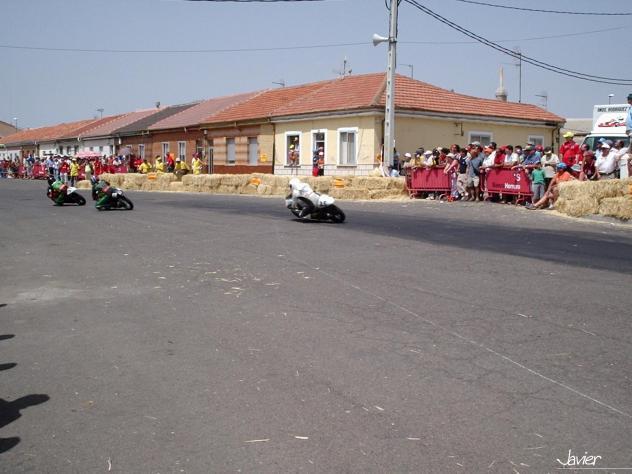 Circuito La Bañeza : Aquí se abre el circuito urbano la baÑeza león