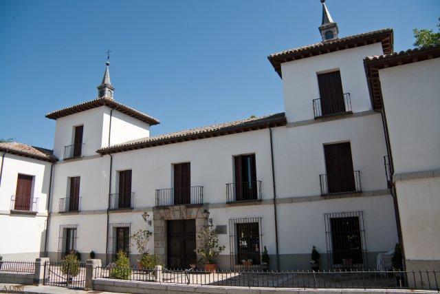 Casa palacio manuel de godoy villaviciosa de odon madrid - Casas villaviciosa de odon ...