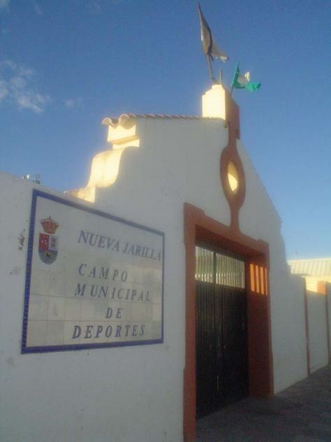 Campo de futbol nueva jarilla c diz for Piscina nueva jarilla