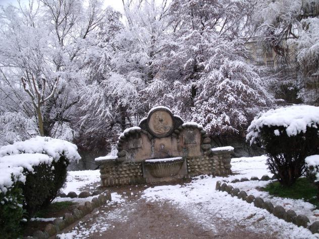 Gran nevada en el mes de marzo sant quirze de besora - El tiempo en sant quirze ...
