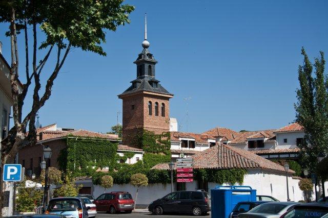 Casa torreada villaviciosa de odon madrid - Casas villaviciosa de odon ...