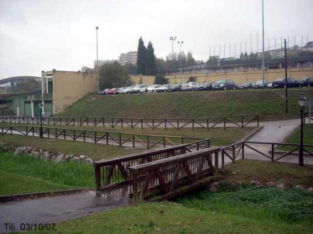 Parque de invierno piscina oviedo asturias for Piscinas oviedo