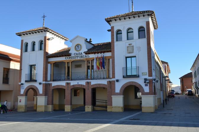 Casa consistorial pinto madrid - Fotos de pinto madrid ...