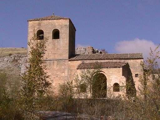 Resultado de imagen de Navares de las Cuevas. Ermita de Nuestra Señora del Barrio