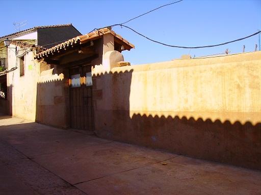Port n con tejadillo villasbuenas de gata c ceres - Tejadillo para puerta ...