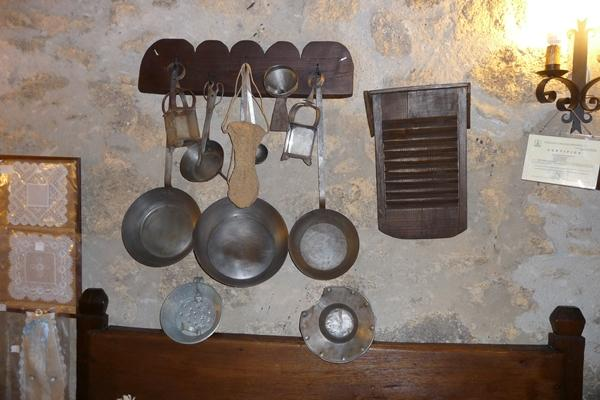 Utensilios antiguos, ACEBO (Cáceres)