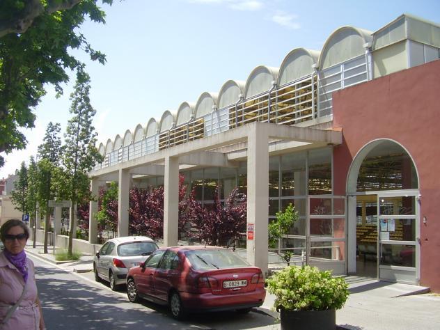 Palacio municipal de deportes sant feliu de llobregat barcelona - Temperatura sant feliu de llobregat ...