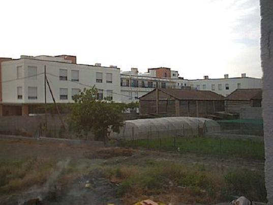 La residencia de los pastoreros desde detr s - Residencia los jardines granada ...